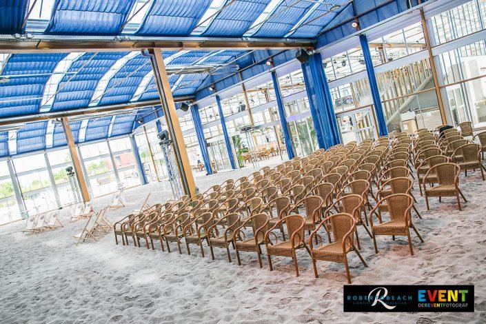 Eventlocation in München - MUNICH BEACH CLUB