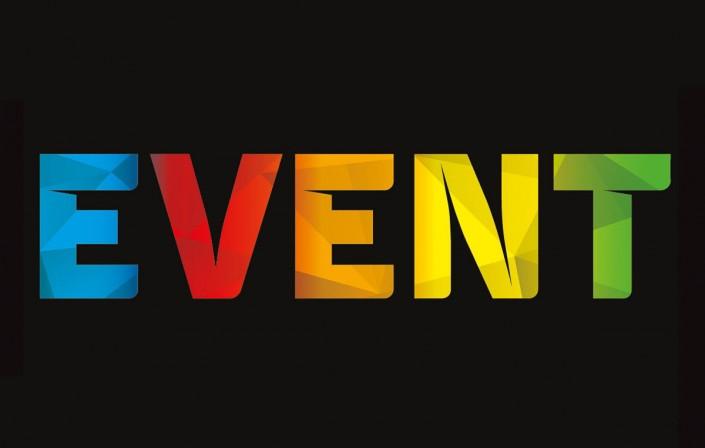 """Rückseite der Visitenkarten - Logo """"Event"""""""