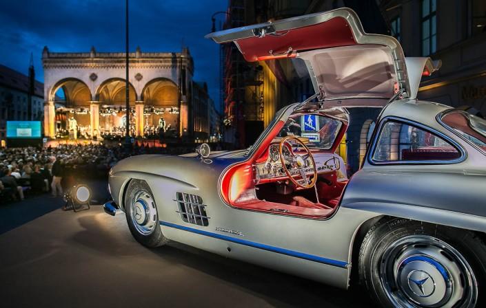 Rückseite der Visitenkarten - derEVENTfotograf - Impression Klassik am Odeonsplatz