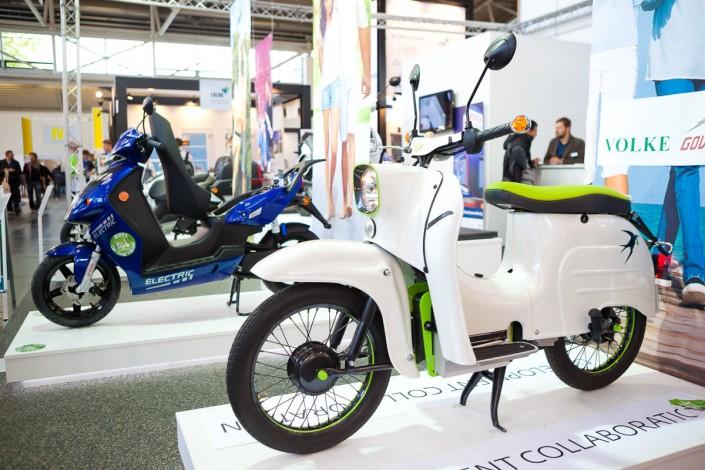 eSchwalbe - Messe Elektromobilität eCarTec