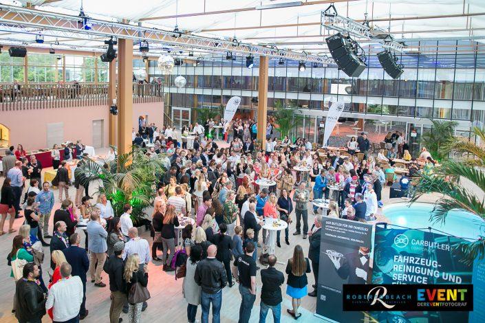 große Eventhallen in München - Roberto Beach